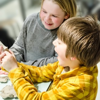 private party children museum beelden aan zee workshop casting