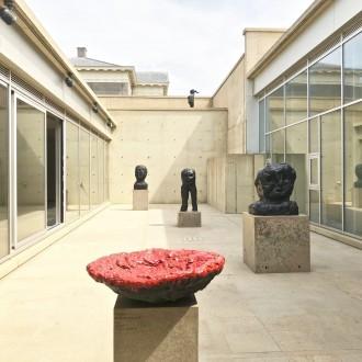 Armando Courtyard museum Beelden aan Zee