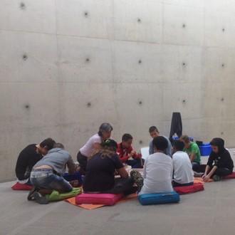 Museum Beelden aan Zee secondary education guided tour