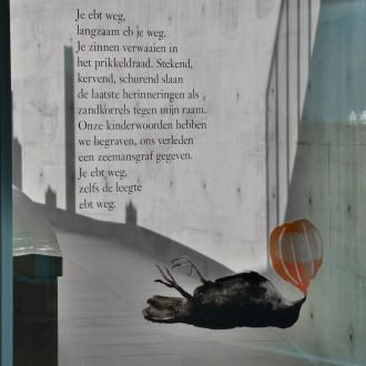 Iris Le Rütte Beelden aan Zee Schaduwplaats